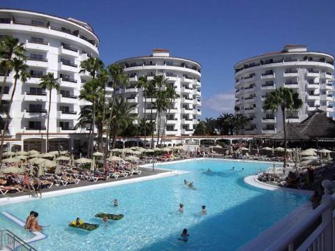 Club Hotel Riu Waikiki Gran Canaria Playa Del Ingles Canarias Vakantie Zomer