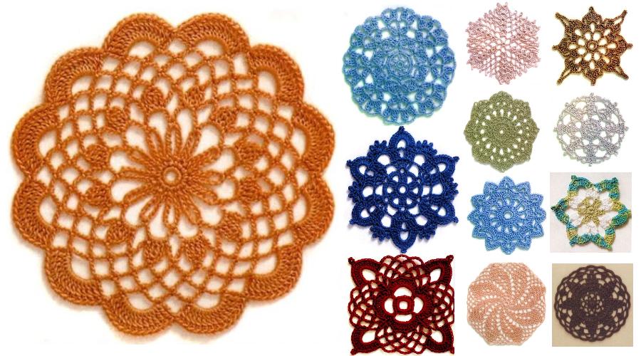 17 Crochet Patterns Of Motives Free Download Crochet Patterns