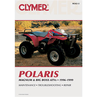 Advertisement Ebay Clymer Repair Manuals M3622 Polaris Big Boss 500 6x6 Magnum 425 2x4 Magnum Etc Clymer Magnum Repair Manuals