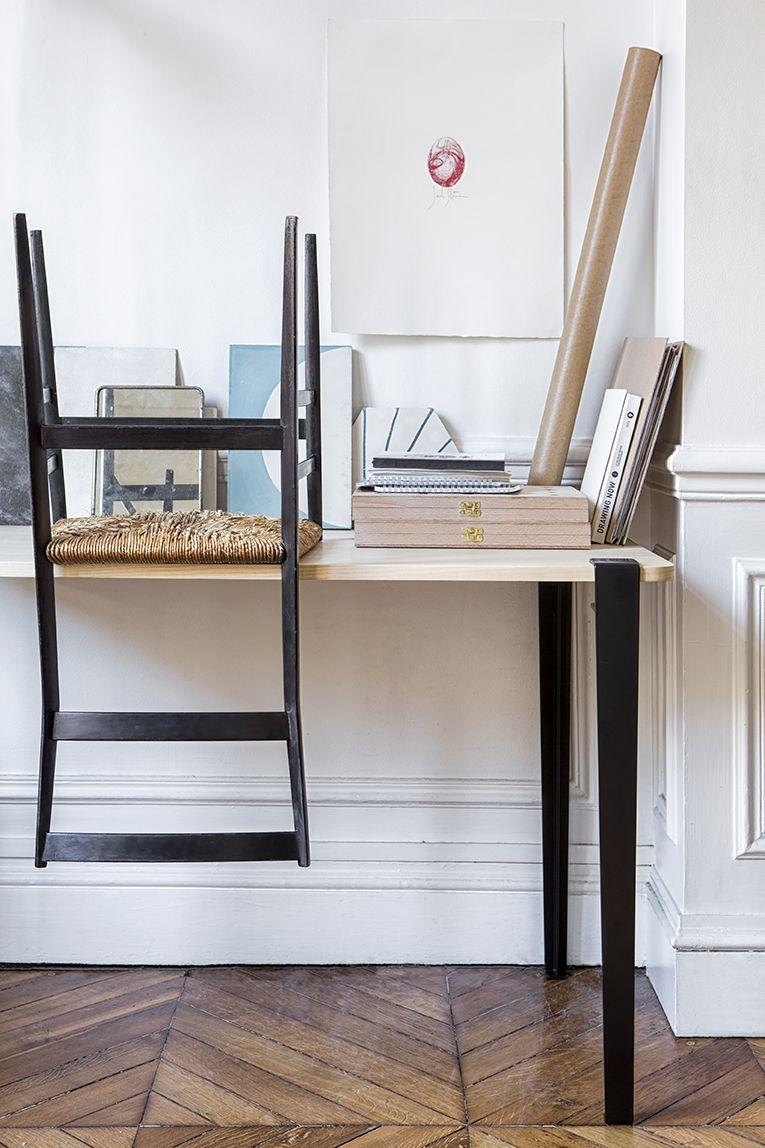 Pied De Table Basse Et Banc - 43cm (avec Images)