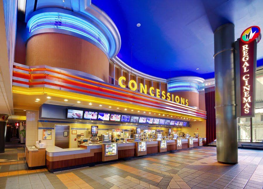 Regal Cinema Popcorn Shop Google 검색 Kino Regal