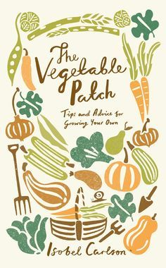 explore book cover design book design and more vegetable garden graphic