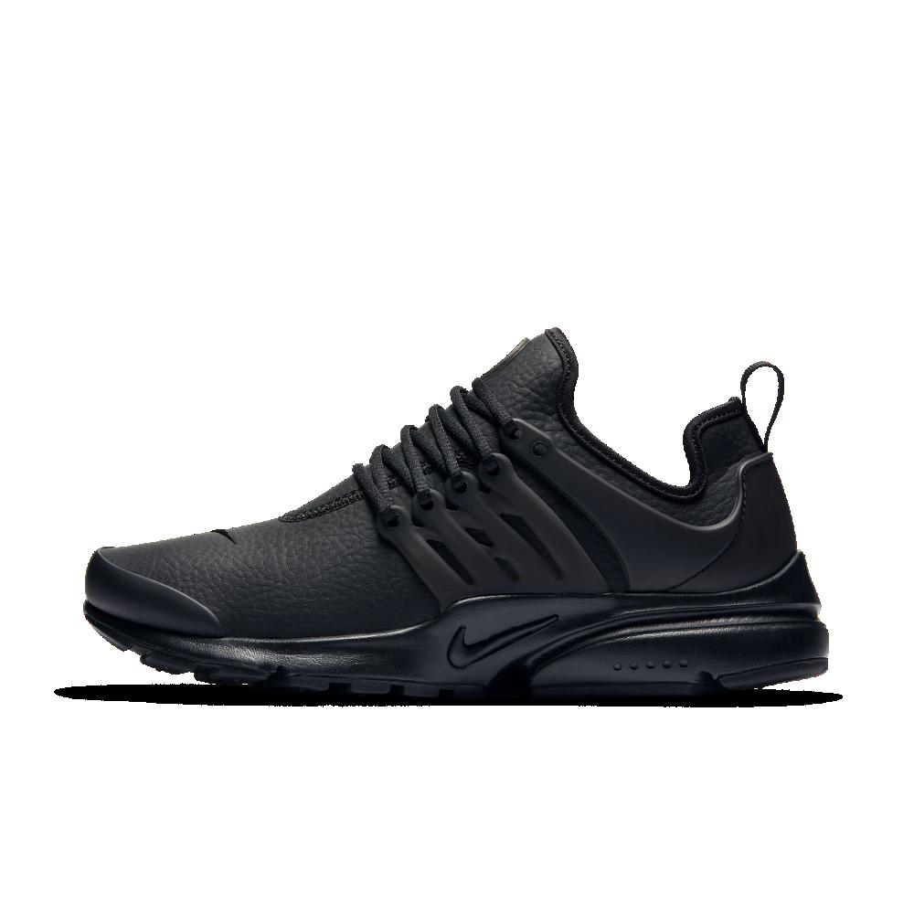 Nike Beautiful X Air Presto Premium Women S Shoe Size Black Nike Shoes Black Tennis Shoes Women Black Tennis Shoes