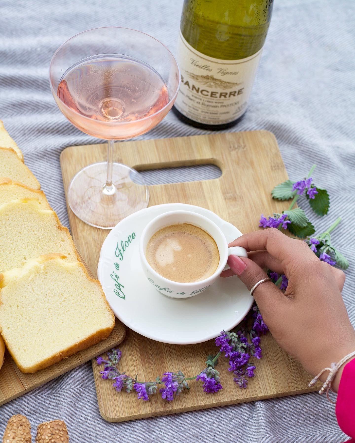 home picnic idea