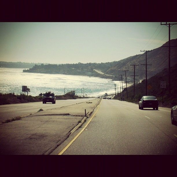 Drive along the PCH. Did this in June 2015 with my mother!!