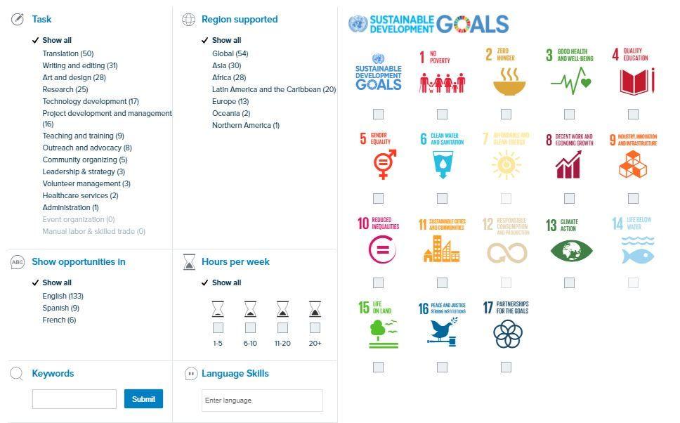 Pin by UN Volunteers on UNVOnline | Online volunteering