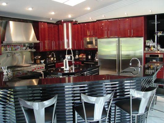 Design Idea For Kitchen  Home And Garden Design Idea's  Kitchen Entrancing Garden Kitchen Design Review