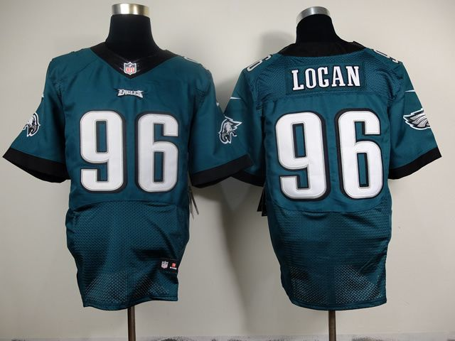 premium selection 06da0 ad739 Cheap Wholesale Mens Philadelphia Eagles #96 Bennie Logan ...