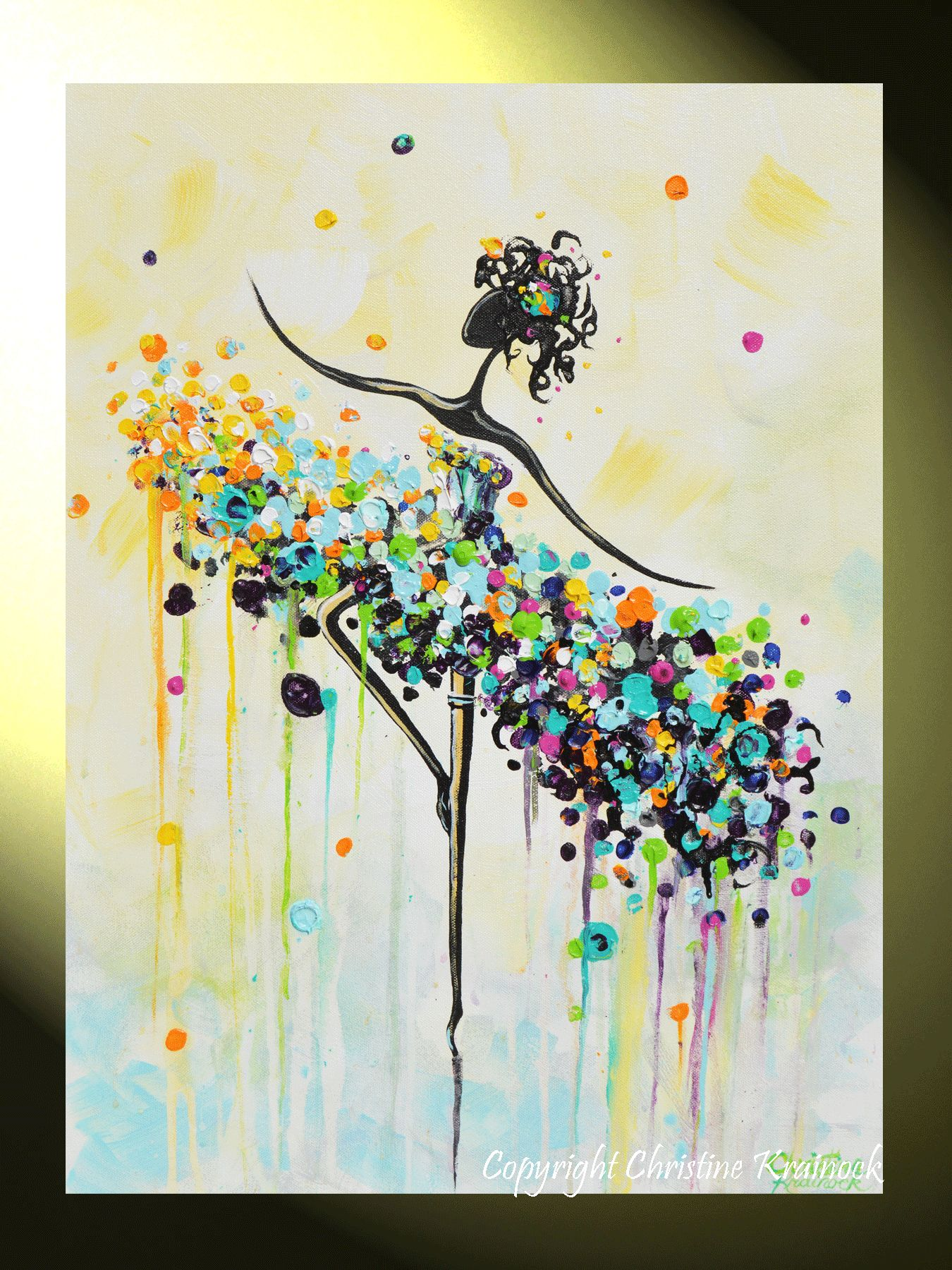 Image result for easy acrylic painting ideas for beginners on canvas ...