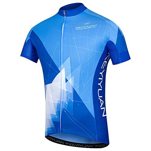 URIAH Cycling Top Men Bike Activewear Tops Team Cycling Jersey Moisture Wicking