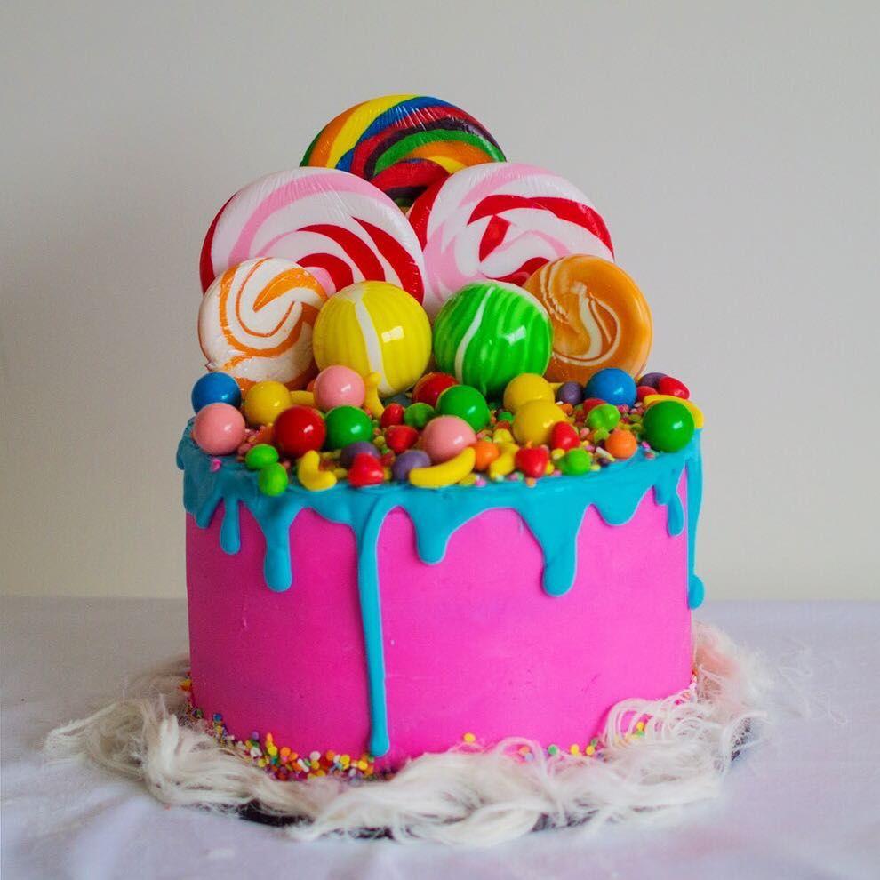 Bakedbyleanne On Instagram Birthday Cake For A Very Special