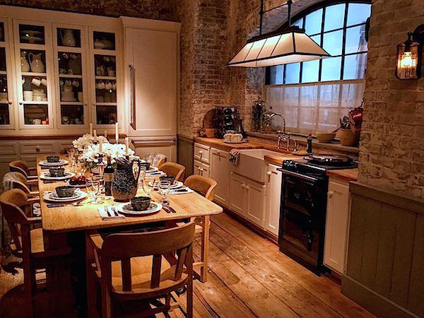 Delightful Ralph Lauren Home Buxton Kitchen Part 9