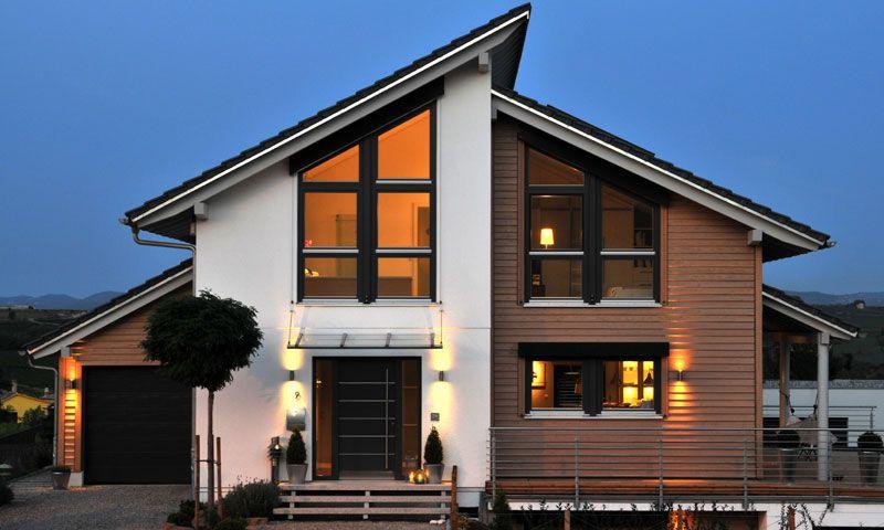 golden cube - fertighaus leserwahl 2013 - schwörerhaus kg | häuser ... - Einfamilienhaus Neubau Modern