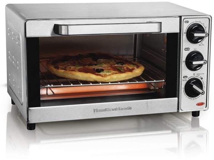 Hamilton Beach 4 Slice Toaster Oven Toaster Oven Smart Oven