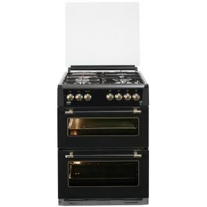 BEKO CDFB Piano De Cuisson Mixte Gaz électrique - Cuisiniere mixte 2 gaz 2 electrique pour idees de deco de cuisine