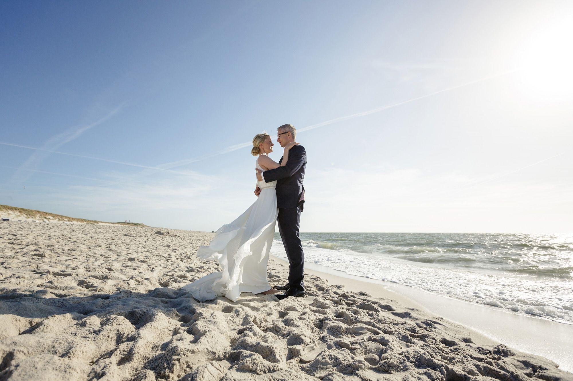 Hochzeit zu zweit sylt