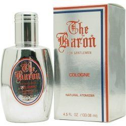 022dd36ac0e The Baron 4.5 oz. Eau De Cologne Spray Men by The Baron. $51.19. Fragrance  Notes: a zesty scent of citrus, spice and lavender.. Recommended Use:  evening.