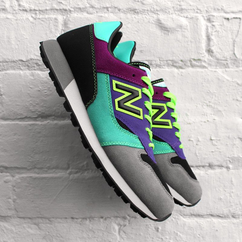 Fast Delivery New Balance Trailbuster tbtgp Grey / Purple-Teal   New Balance   Mens   2014