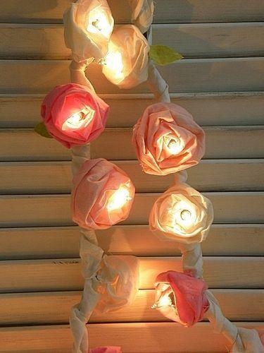 flower lights <3