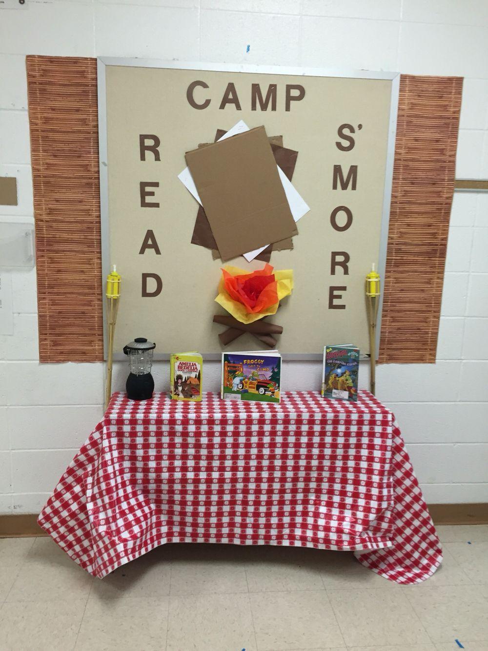 Camp Read Smore