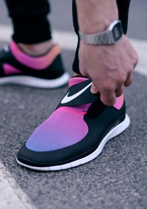 new arrival cbdcd 0d7a3 Nike Free Socfly SD Sunset (via CHMIELNA 20)