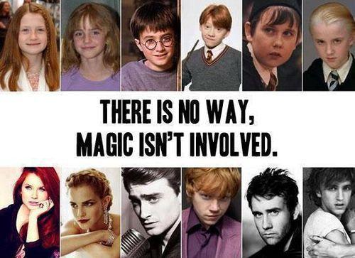 Harry Potter Ron Weasley Hermione Granger Ginny Weasley Neville Longbottom Draco Malfoy Harry Potter Cast Harry Potter Jokes Harry Potter Memes