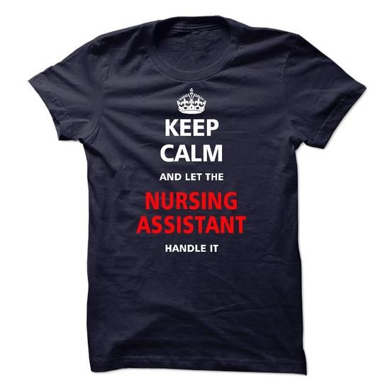 Let the NURSING ASSISTANT T Shirts, Hoodie. Shopping Online Now ==►…