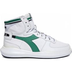Photo of Diadora Heritage Mi Basket H Leather Mds men sneakers white Diadora