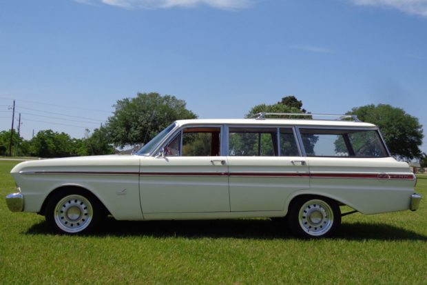 1965 Ford Falcon Wagon In 2020 Ford Falcon Ford Wagon