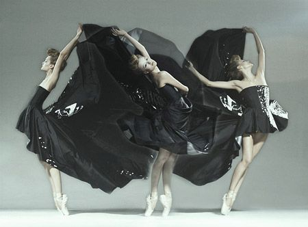 plastic ballet