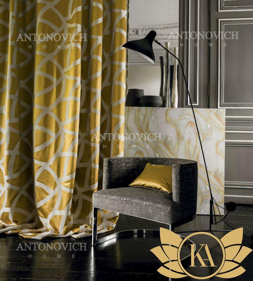 Original Silk Curtains Curtain Designs Luxury Interior Design
