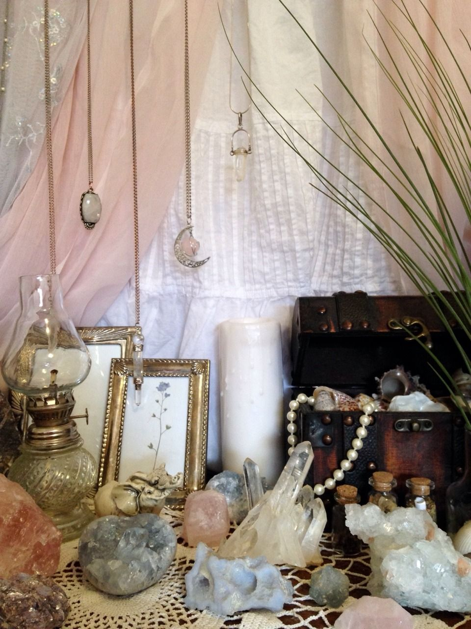 Wiccan Bedroom