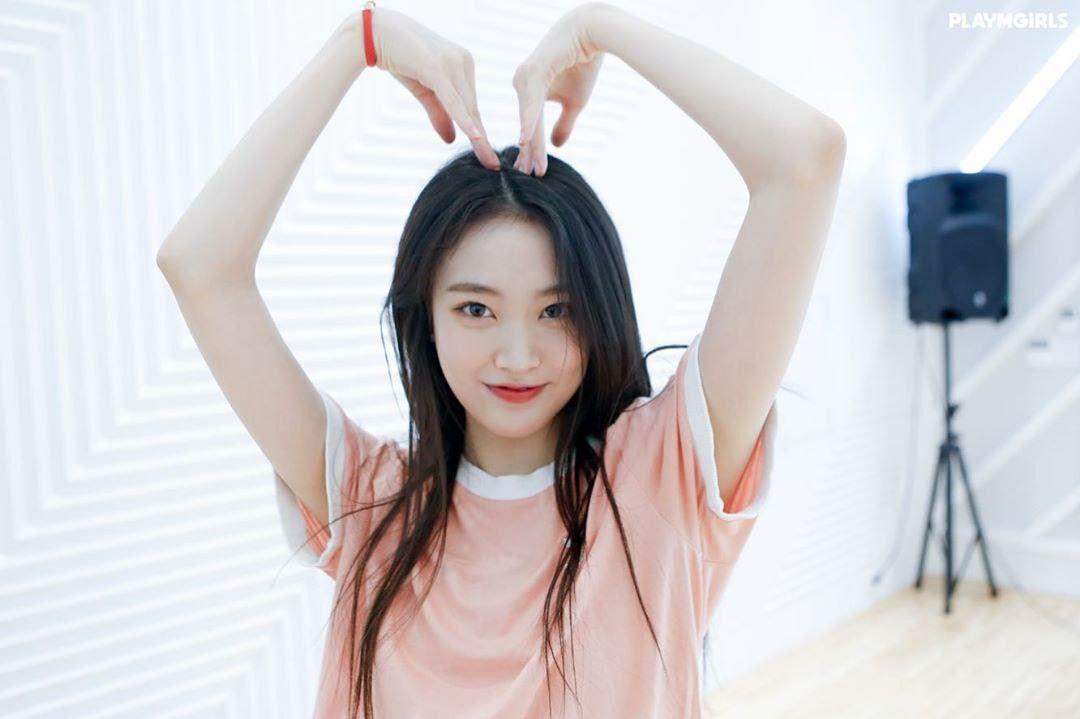 Weeekly Ig Update In 2020 Kpop 16 Year Old New Girl