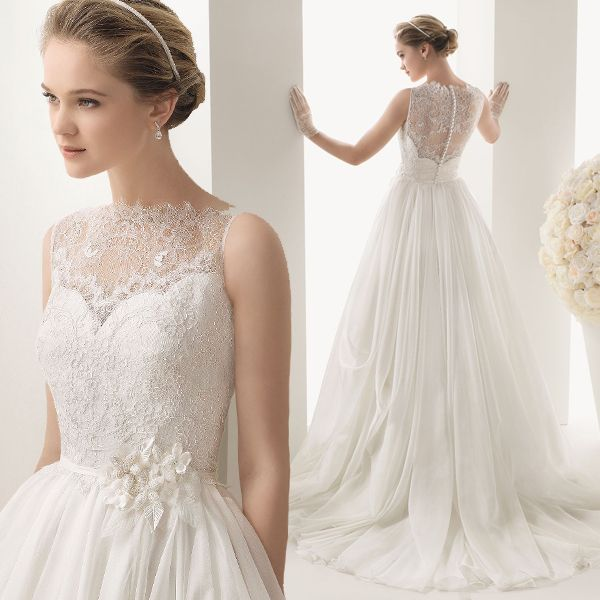 Beautiful French Style Wedding Dresses Pictures - Styles & Ideas ...