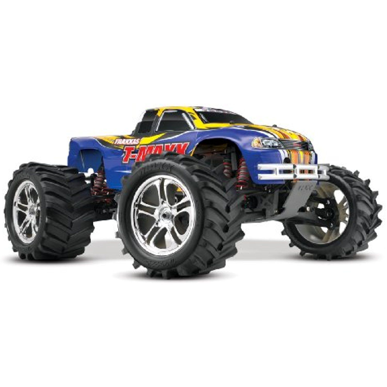 Traxxas TMaxx 4WD Monster Truck, 110 Scale ** See this