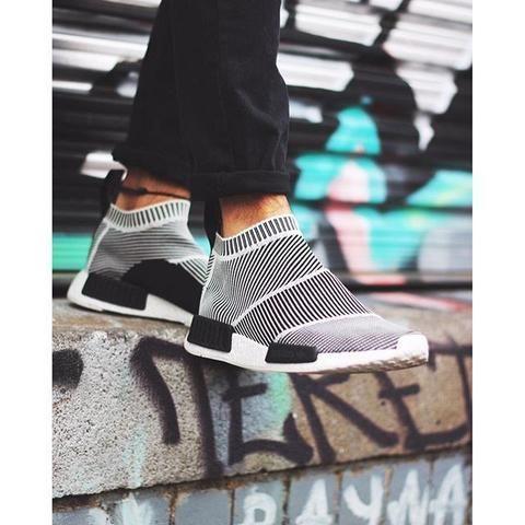 Adidas NMD CS1 City Sock Boost Primeknit mens Limited