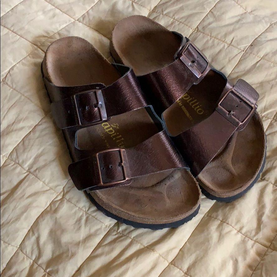 Birkenstock Shoes | Papillio Birkenstocks | Color: Brown