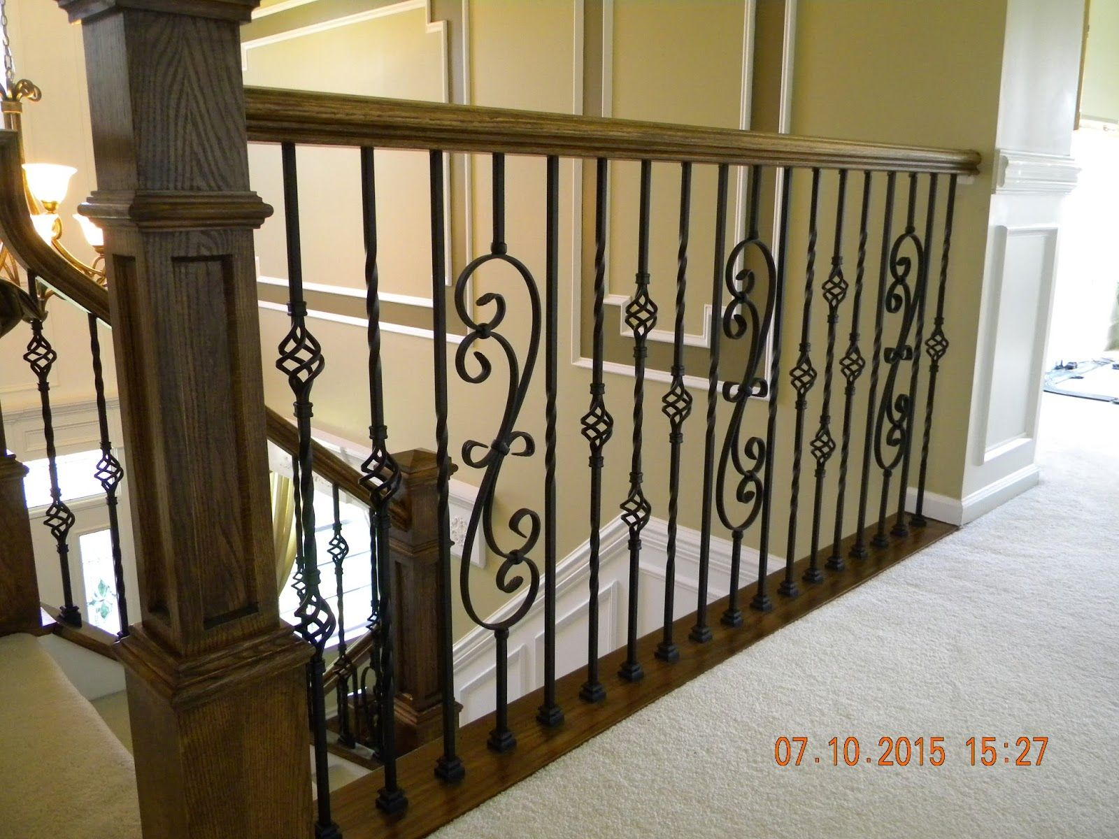 Reserved for valry fetrow wooden cornice primitive picture - Wood Stairs And Rails And Iron Balusters Iron Balusters Box Home Decor Pinterest Iron Balusters Stairs And Boxes