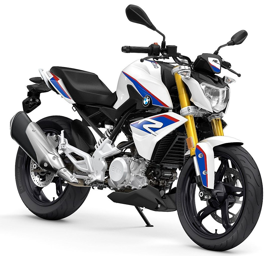 Bmw G310gs And G310r Bookings Open In India Motos Deportivas