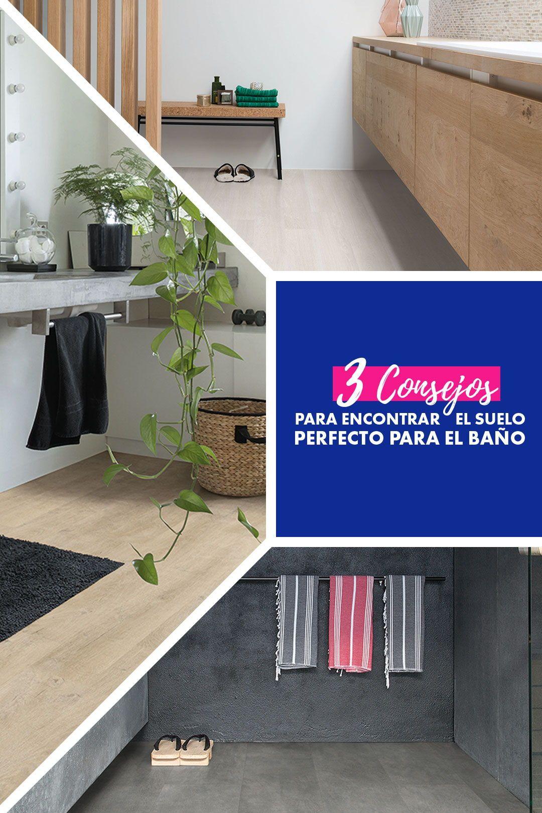 Elija el suelo para cuarto de baño ideal   Badkamer vloer ...