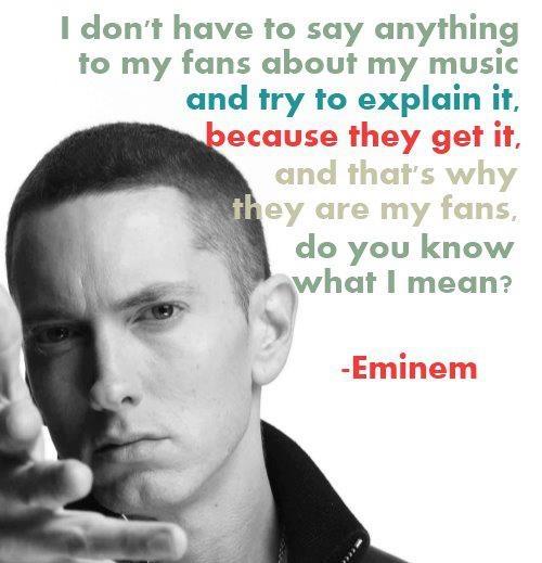 ️ Eminem fan lyrical genious Eminem quotes, Eminem rap