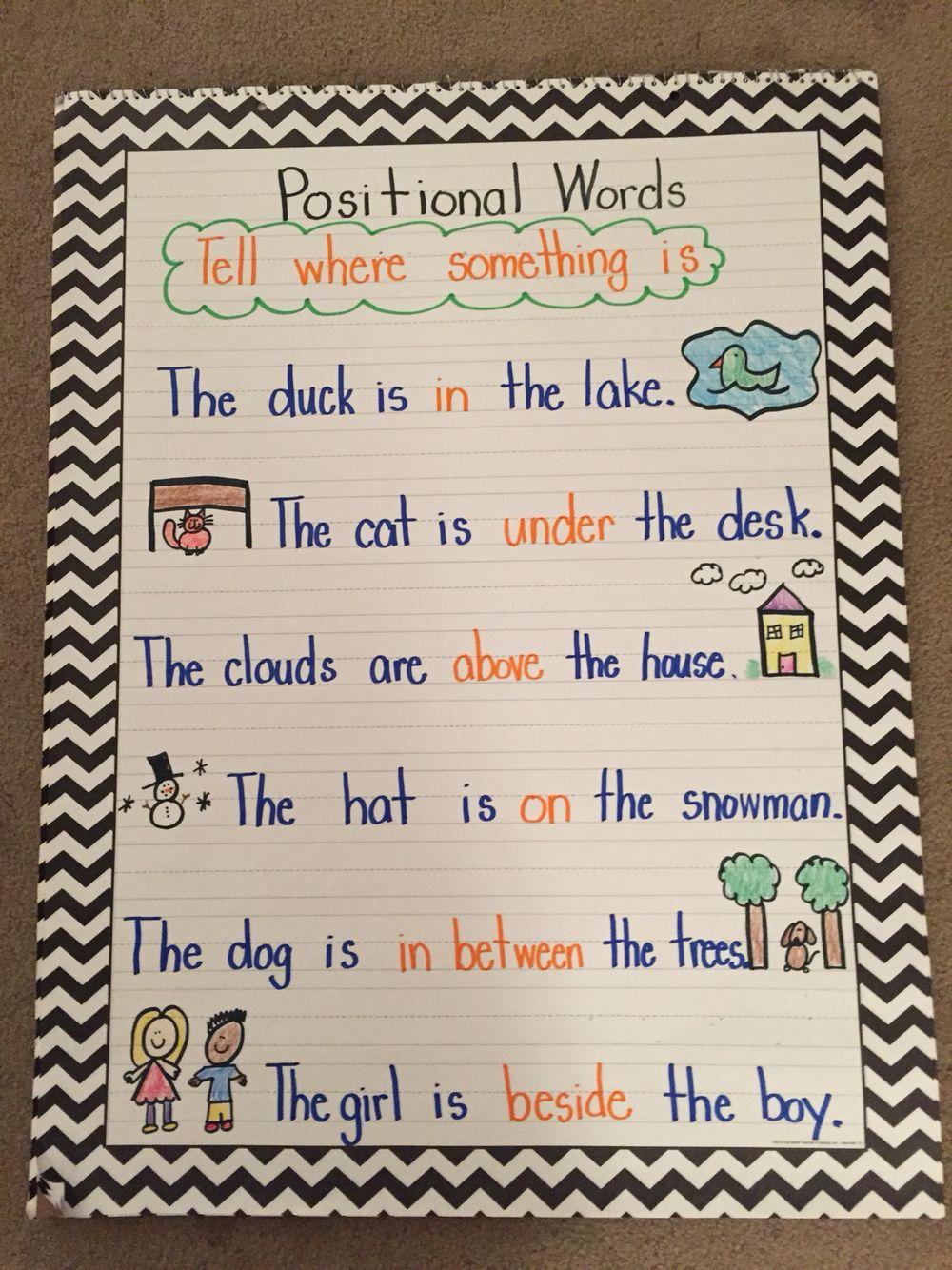 Pin By Val Whitlock On Positional Words Opposites Kindergarten Position Words Common Core Science Free Kindergarten Worksheets [ 1334 x 1000 Pixel ]