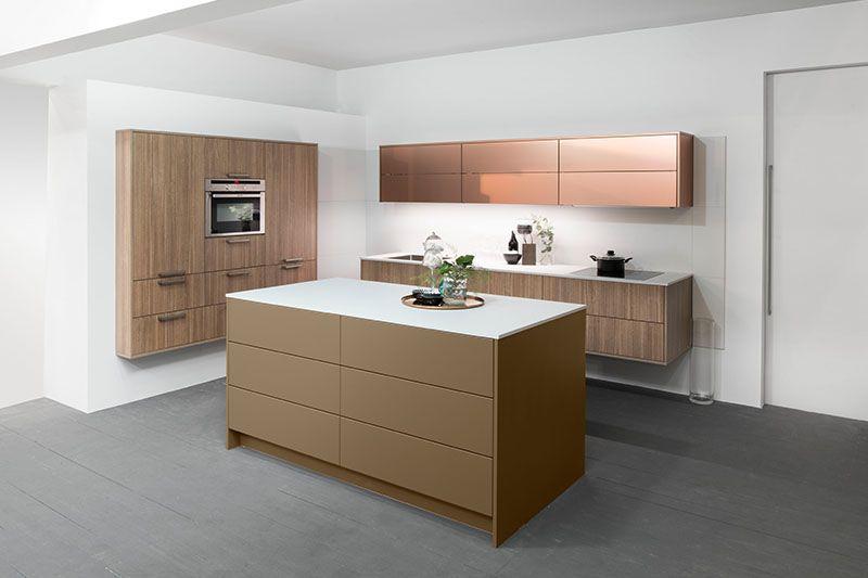 Laminate - Rotpunkt-Küchen EN krono Pinterest Interiors