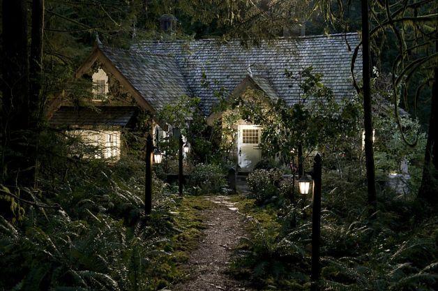 Breaking Dawn 2 Bella And Edwards Cottage Twilight Haus Ferienhaus Romantisches Landhaus