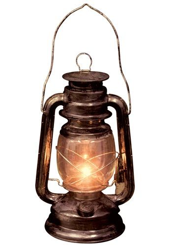 """A lantern like this with Psalm 119:105 underneath: """"Your word is a lamp for my feet, a light on my path."""""""