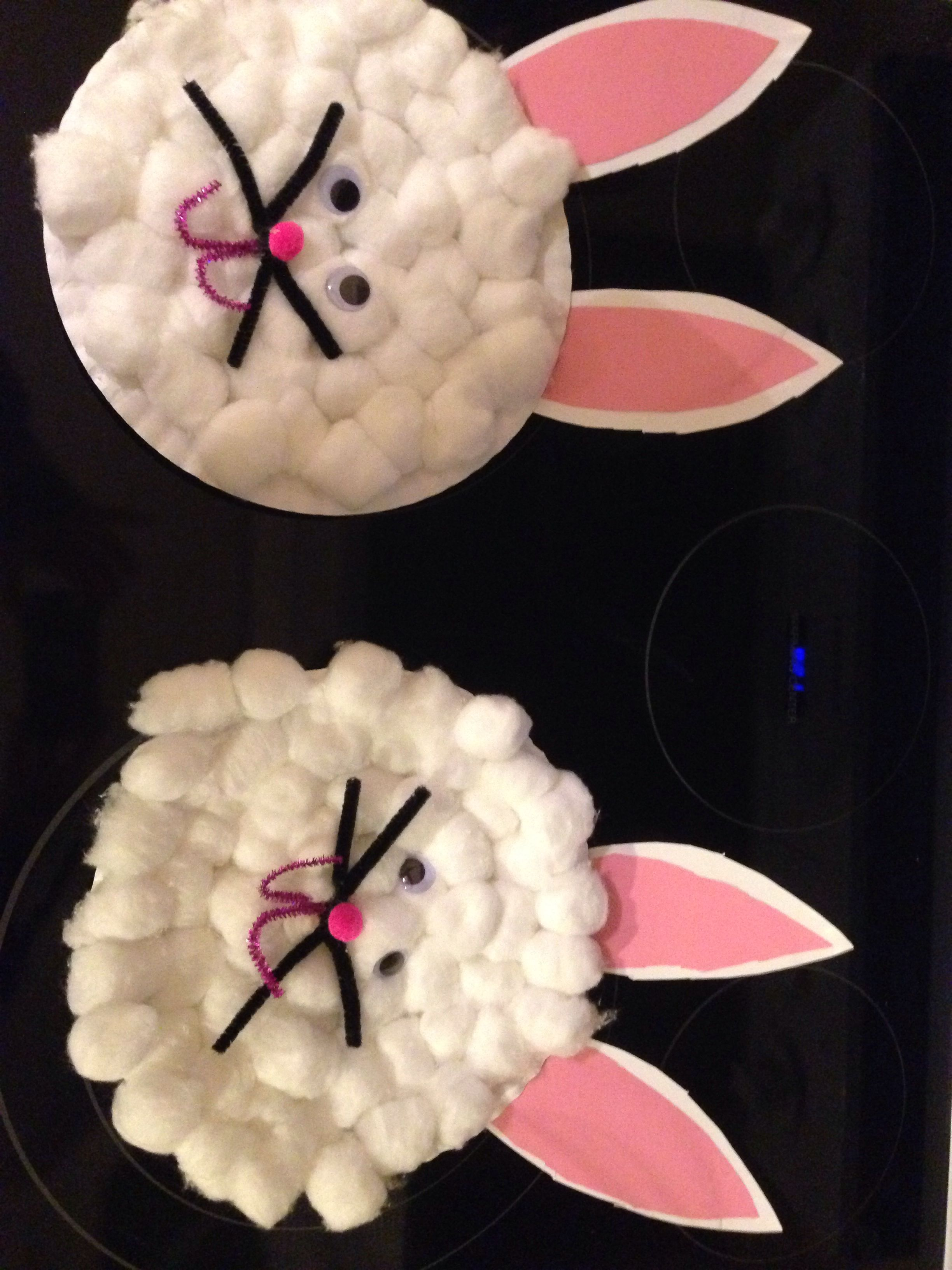 Easy Toddler Pre K Easter Craft
