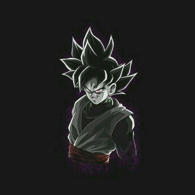 Goku Black Anime Dragon Ball Super Dragon Ball Z Iphone Wallpaper Goku Black Cool anime wallpapers goku black