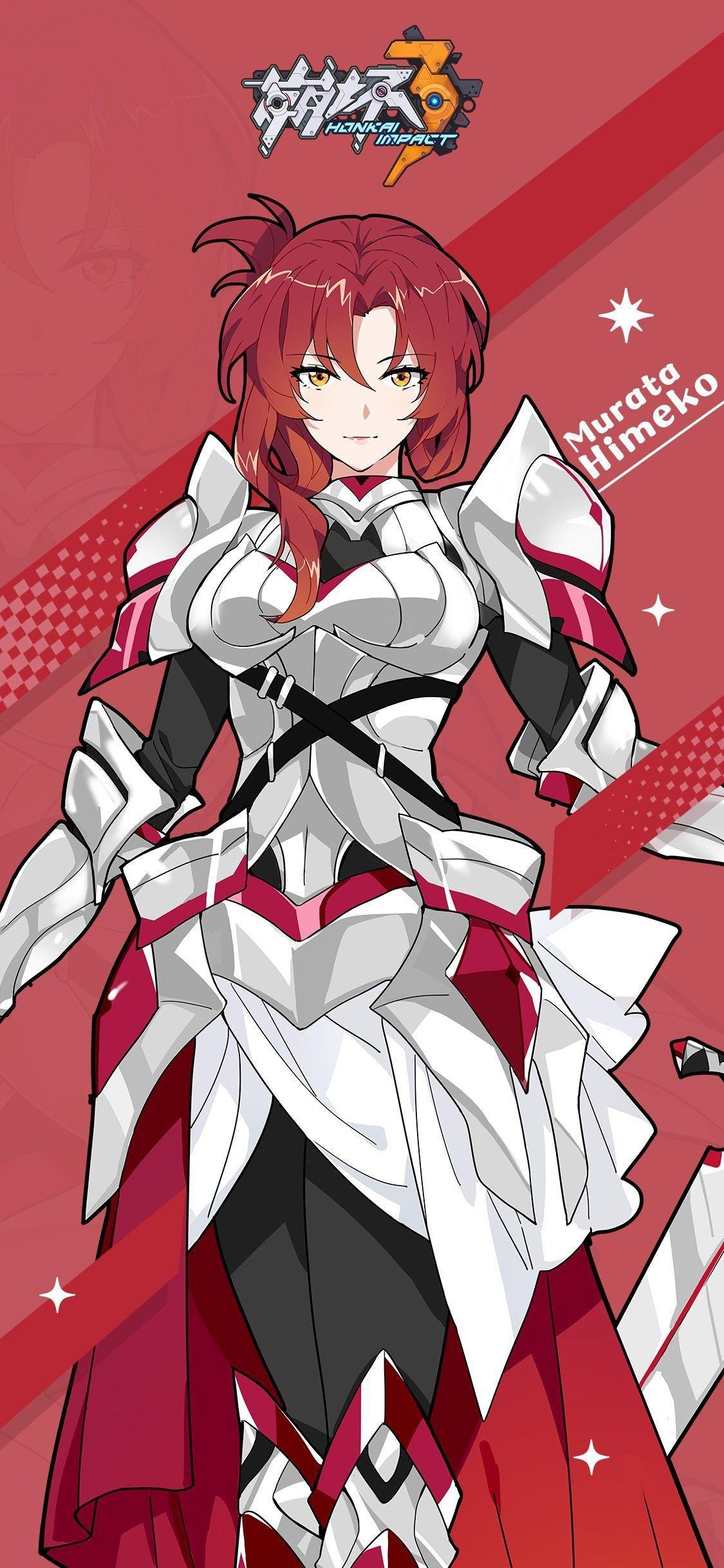 Pin by Fredeus on Honkai Impact 3 Anime artwork, Anime
