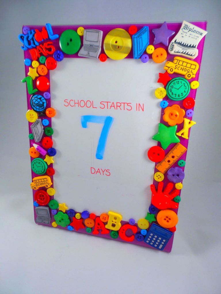 lorriemccullers created a super cute back to school frame using our ...