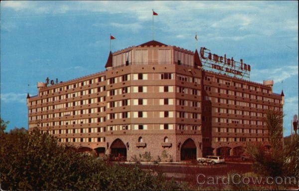 Camelot Inn Motor Hotel Tulsa Oklahoma